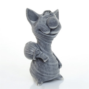 Кот с мешком (авторск.)
