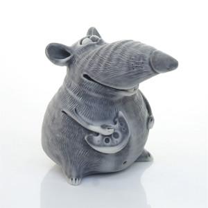 Крыс с сыром (авторск.)