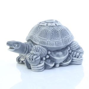 Черепаха на монетах 1