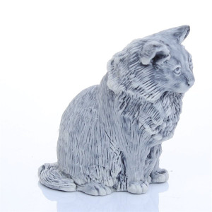 Кот пушистый