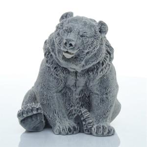 Медведь бурый сидит 1