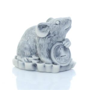 Крыска с рублём