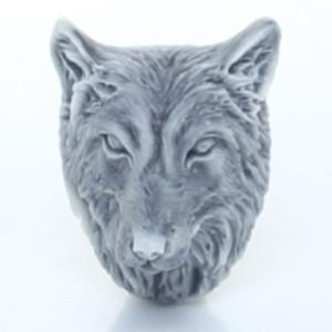 Голова волка / магнит