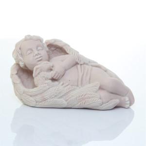 Ангел спящий с кроликом