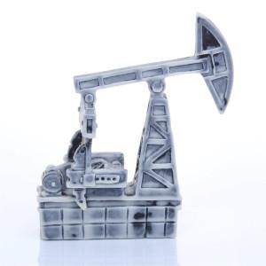 Нефтяная вышка-качалка